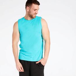 Camiseta Turquesa Up Basic