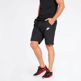 Pantalón Corto Nike Negro Hombre