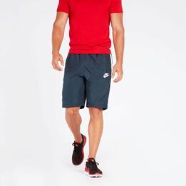 Pantalón Corto Nike Marino Hombre