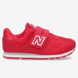 Zapatillas New Balance Fucsia Niña (28-35)