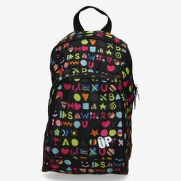 Minimochila Letras Up