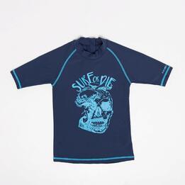 Camiseta Natación Junior