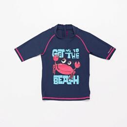 Camiseta Natación Niña