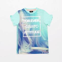 Camiseta Silver Energy