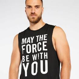 Camiseta Sin Mangas Star Wars