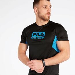 Camiseta Fila Training Negra