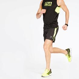 Pantalón Corto Running Fila