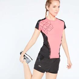Camiseta Running Fila Performance