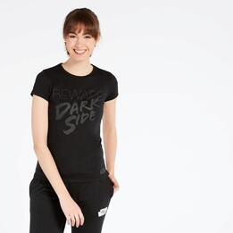 Camiseta Star Wars Negra