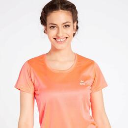 Camiseta Running Coral Ipso