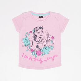 Camiseta Bella Niña