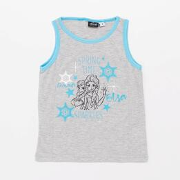 Camiseta Elsa Niña