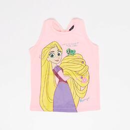 Camiseta Rapunzel Niña