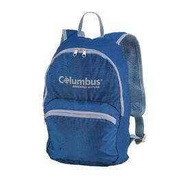 Mochila Montaña Plegable Azul Columbus 15l