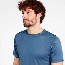 Camiseta Montaña Azul Marino Boriken