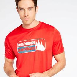 Camiseta Roja Boriken