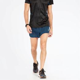 Pantalón Running Azul Ipso Basic
