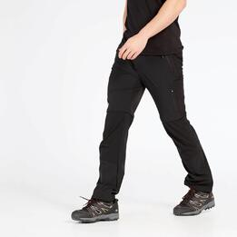 Pantalón Montaña Negro Boriken Hosio