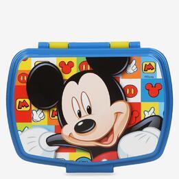 Sandwichera Mickey Plástico