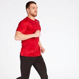 Camiseta Puma Essential Roja