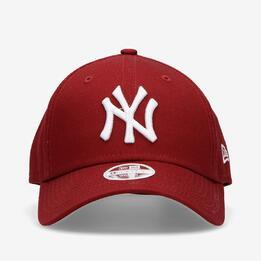Gorra NY Yankees New Era Granate