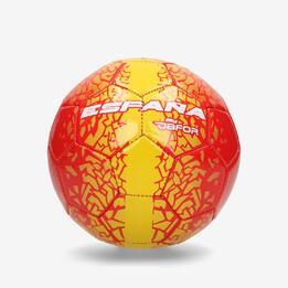 Balón Fútbol Dafor Spain T2