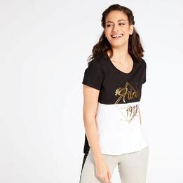 Camiseta Fila Karen Negra