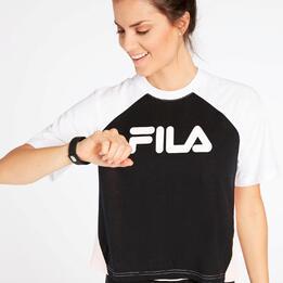 Camiseta Crop Fila Lucie