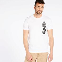 Camiseta adidas One Range