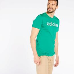 Camiseta adidas Sliced Linear