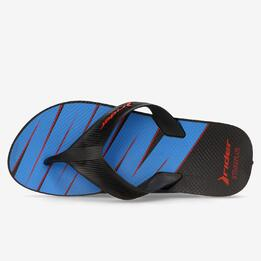Chanclas Dedo Rider Strike Plus