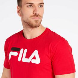Camiseta Fila Eagle Roja