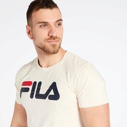 Camiseta Fila Eagle Beige
