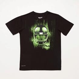Camiseta Manga Corta Fila Junior