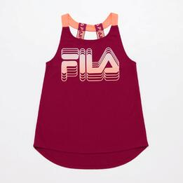 Camiseta Tirantes Fila Junior