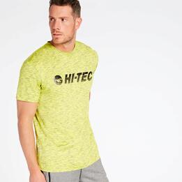 Camiseta Montaña Verde Hi Tec Garcia