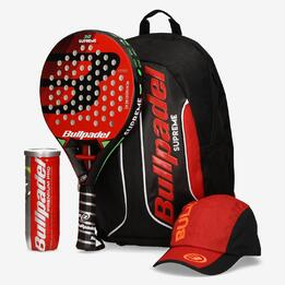 Pack Pádel Bullpadel Supreme