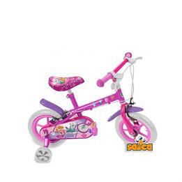 """Bicicleta 12"""" Patrulla Canina Morada"""