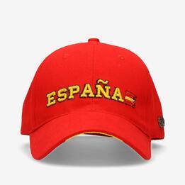 Gorra España Silver