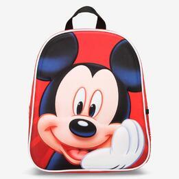 Mini Mochila Mickey Roja