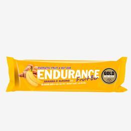 Barrita Energizante Plátano Gold Nutrition 40gr