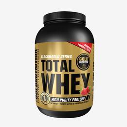 Proteina Whey Fresa Gold Nutrition 1Kg