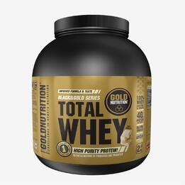 Proteína Whey Choco Blanco Gold Nutrition 2Kg