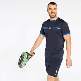 Camiseta Tenis Fila Training