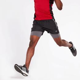 Pantalón + Malla Running Fila Training
