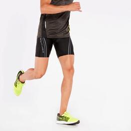 mallas cortas running hombre adidas