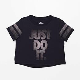 Camiseta Corta Nike Junior