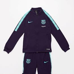 Chándal FC Barcelona Junior