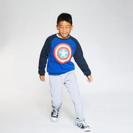 Chándal Capitán América Junior