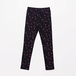 Leggins Estampado Corazones Up Basic